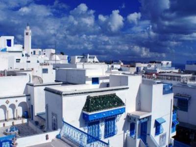 Тунис 2019 с полет от Варна