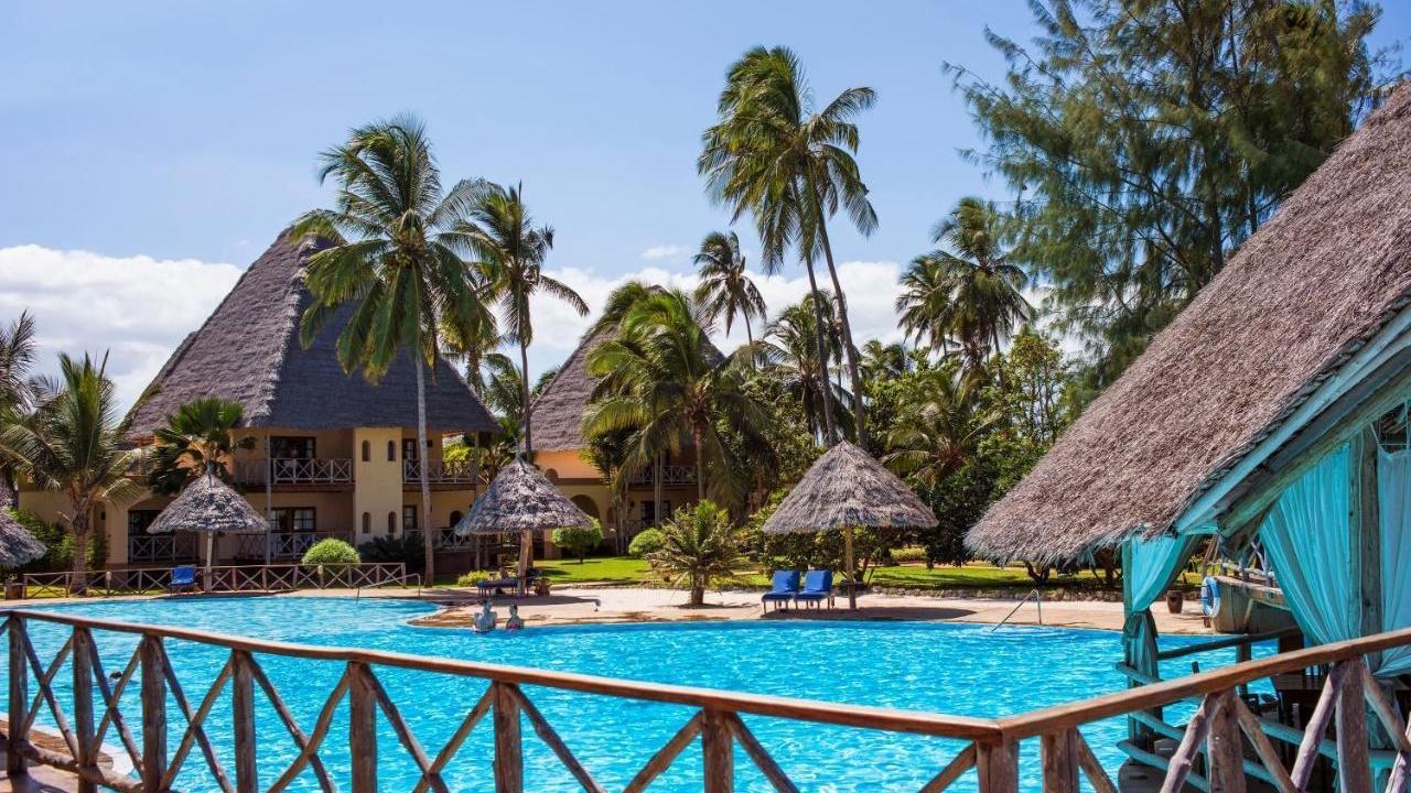 Neptune Pwani Resort and Spa LUX